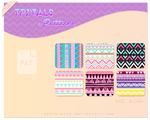 Trivals Patterns