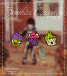 Zombies Cupcakes Png's