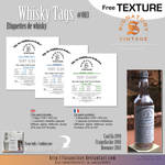 Free Textures : 003-Whisky-tag-textures
