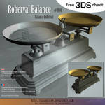 Free 3DS : 004-Roberval-balance