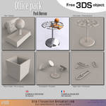 Free 3DS : 008-office-pack
