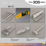 Free 3DS : 039 - Tools 3 pack