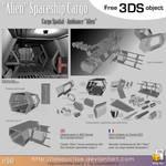Free 3DS : 040 - Alien Cargo