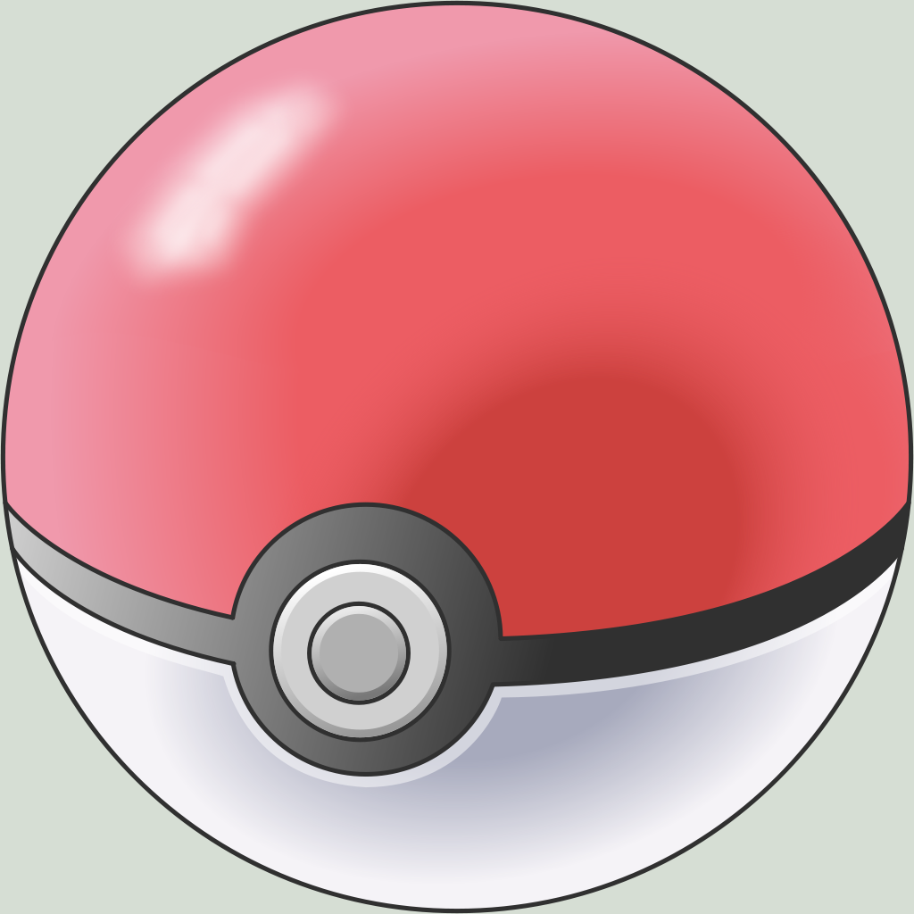 Vector Poke Ball by fistsh
