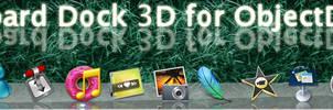 Leopard Dock 3D for OD