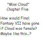 """""""Miss Cloud"""" Chapter Five by SierraMikainLatkje"""