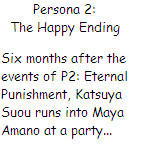 Persona 2: The Happy Ending by SierraMikainLatkje