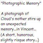 Photographic Memory by SierraMikainLatkje