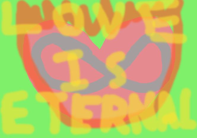 Love is Eternal by LightDemonCodeH