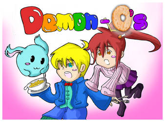 Demon-O's Novel Chapter 2 by eSergei
