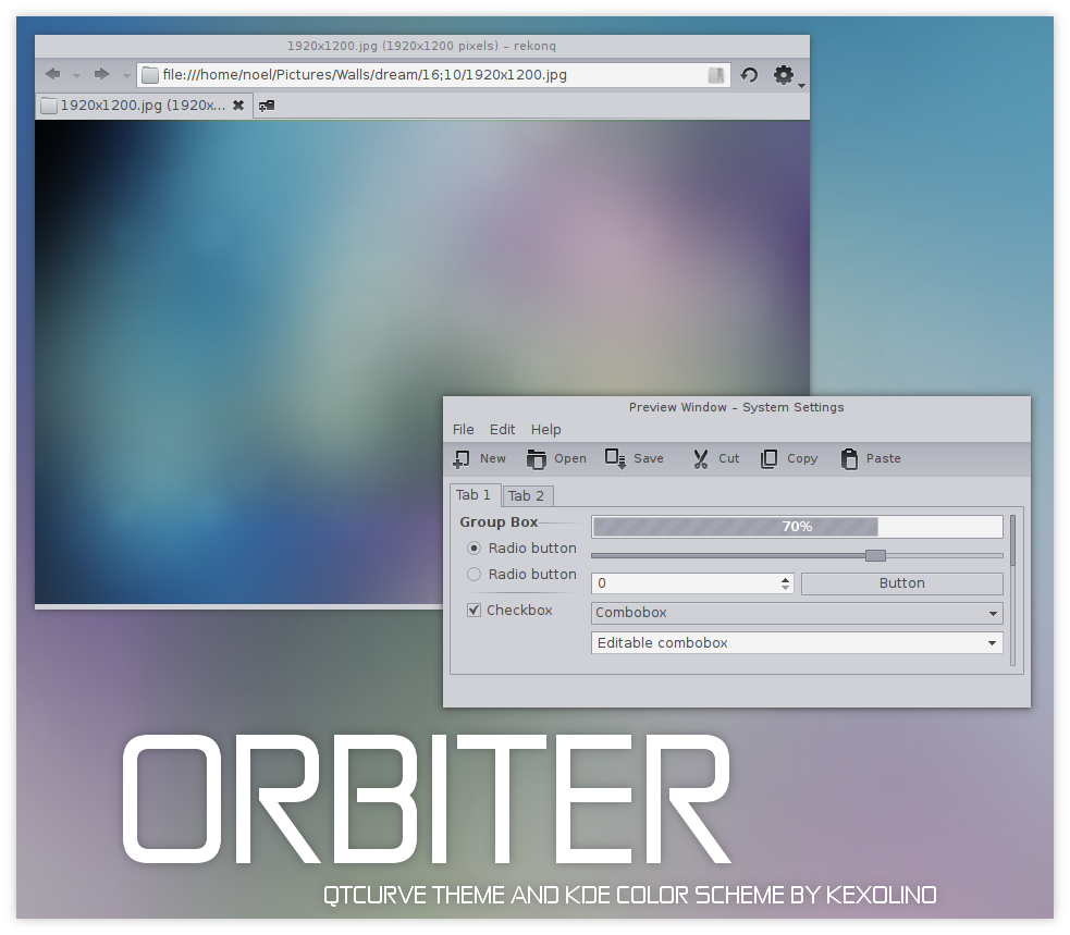 Orbiter by kexolino