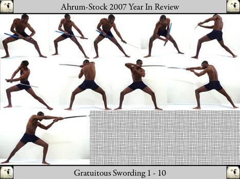 Gratuitous Swording 07 YIR 1