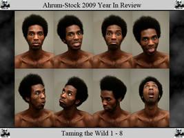 Taming the Wild 09 YIR 1 by Ahrum-Stock