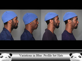 ViB Profile Set Hats by Ahrum-Stock