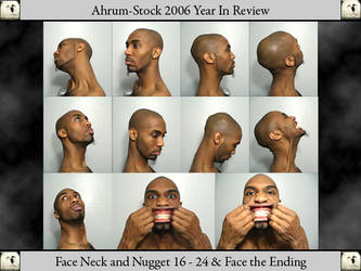 Face Neck and Nugget 06 YIR 2 by Ahrum-Stock
