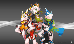 Goats of the 16th Asian Games