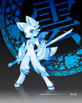 SYNC: Cloud the Porcelain Fox