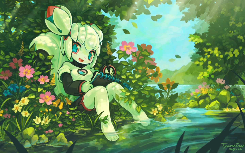 Blooming II by TysonTan