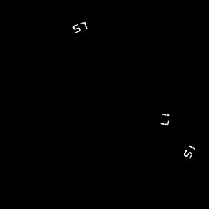Circle Clock for XWidget by Missiu122