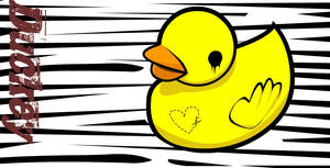 Duckey by Yellow-Fish