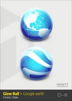 Glow-Ball by musett