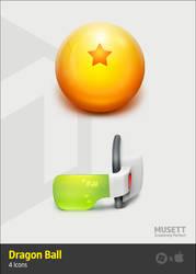 Dragon Ball by musett
