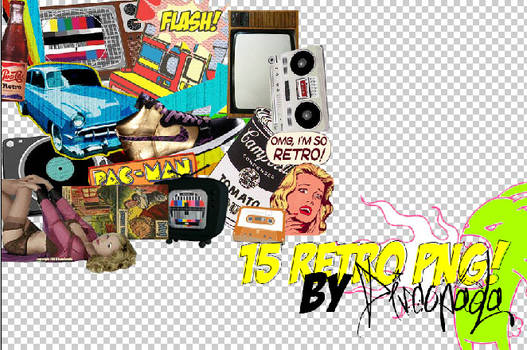 RETRO PNG PACK+