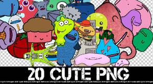 20 CUTE PNG +