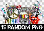 15 RANDOM PNG +