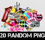 20 RANDOM PNG2 +