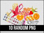 10 RANDOM PNG2 +
