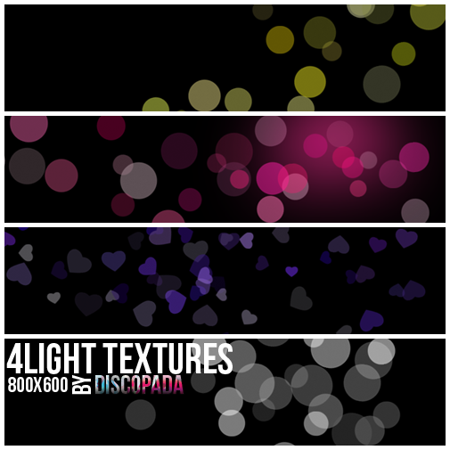 4LIGHT TEXTURES + by Discopada