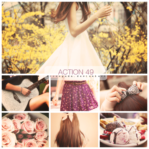 Action 49 by Discopada