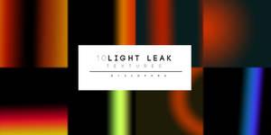 10 Light leak textures by Discopada