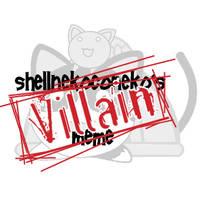 The Villain Meme by CorsairOriginal