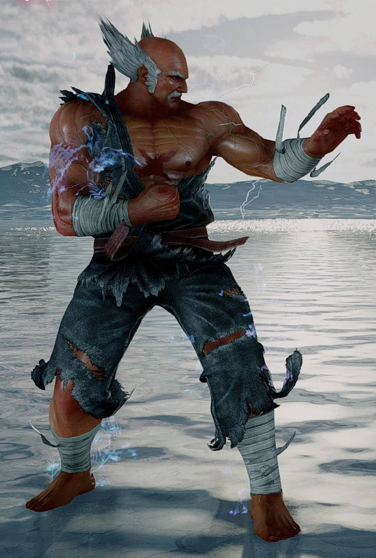 Tekken 7 Final Heihachi By Rune 7 On Deviantart