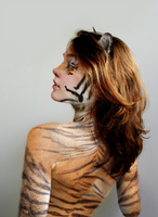 Tigress by TwoPaperBags
