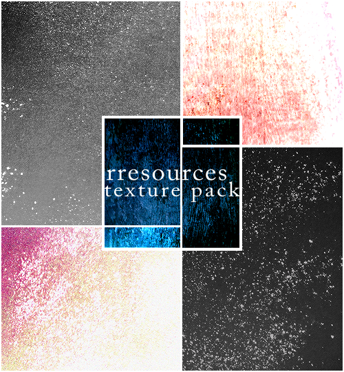 Rresources Textures by psddiary
