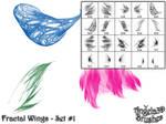 Fractal Wings - Set 1