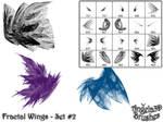 Fractal Wings - Set 2