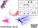 Fractal Wings - Set 3