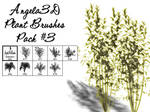 Angela3D Plant Brushes Set 3
