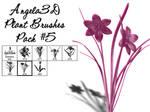 Angela3D Plant Brushes Set 5