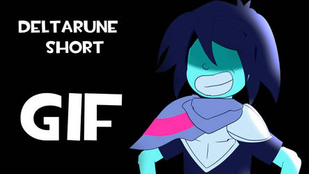 Kris Dodging DeltaRune Animated Short by MarkCode