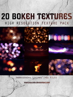 Texture Pack 09: Bokeh [HI RES] by mercurycode