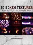 Texture Pack 09: Bokeh [HI RES]
