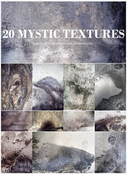 Texture Pack 11: 20 Mystic Textures