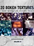 Texture Pack 12: Bokeh [Hi Res]
