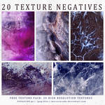 Texture Pack 13: Negatives Vol. III