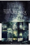 Premium Texture Pack #03 | Dark Aquamarine